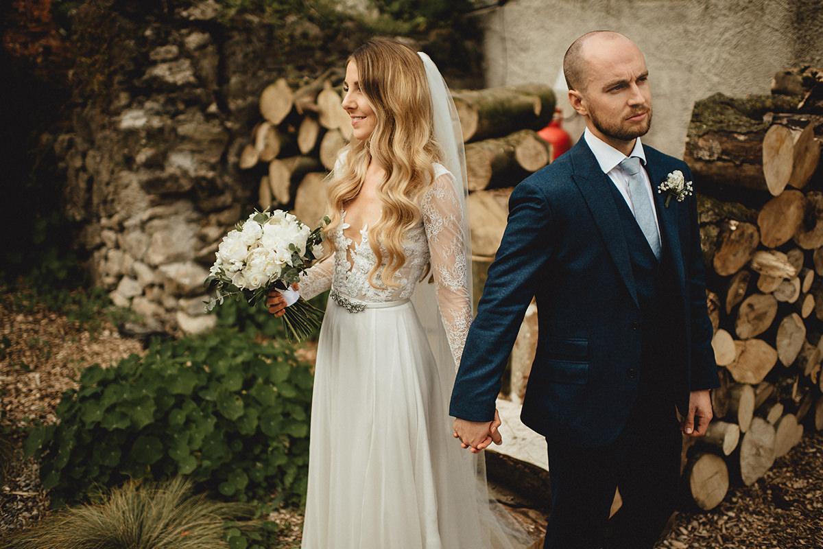 Cloughjordan House | Irish Wedding | C + J 100