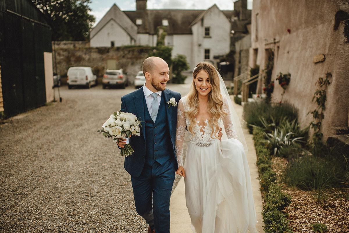 Cloughjordan House | Irish Wedding | C + J 105