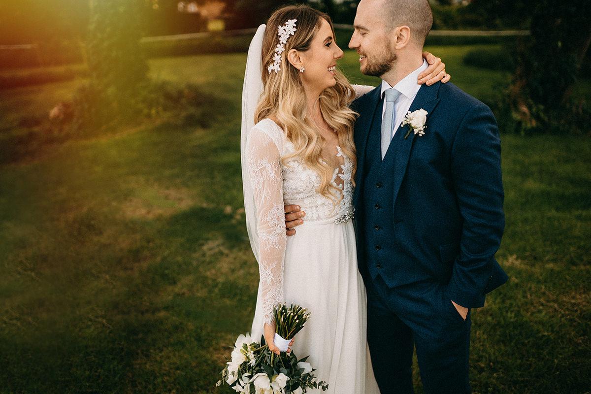 Cloughjordan House | Irish Wedding | C + J 110