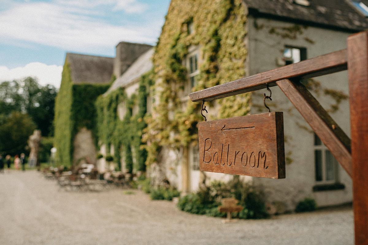 Cloughjordan House | Irish Wedding | C + J 114