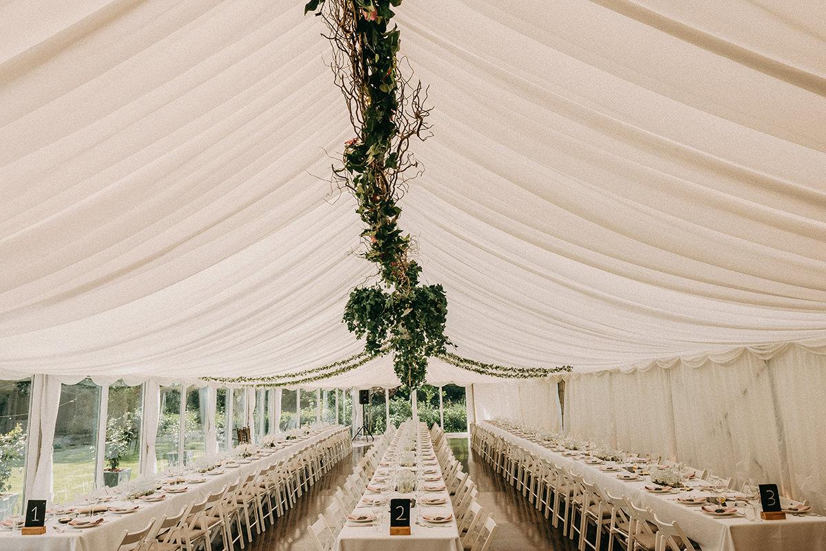 Cloughjordan House | Irish Wedding | C + J 116