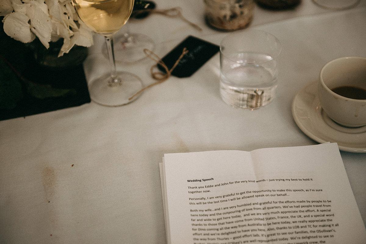 Cloughjordan House | Irish Wedding | C + J 130