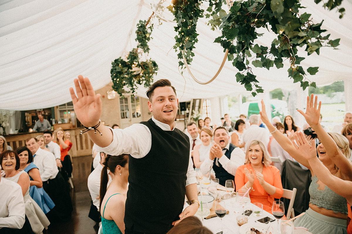 Cloughjordan House | Irish Wedding | C + J 132