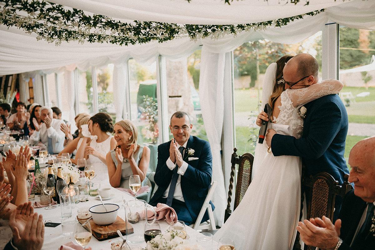 Cloughjordan House | Irish Wedding | C + J 135