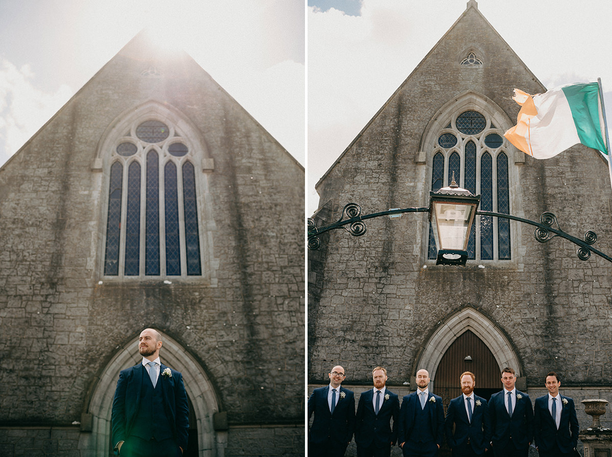 Cloughjordan House | Irish Wedding | C + J 19