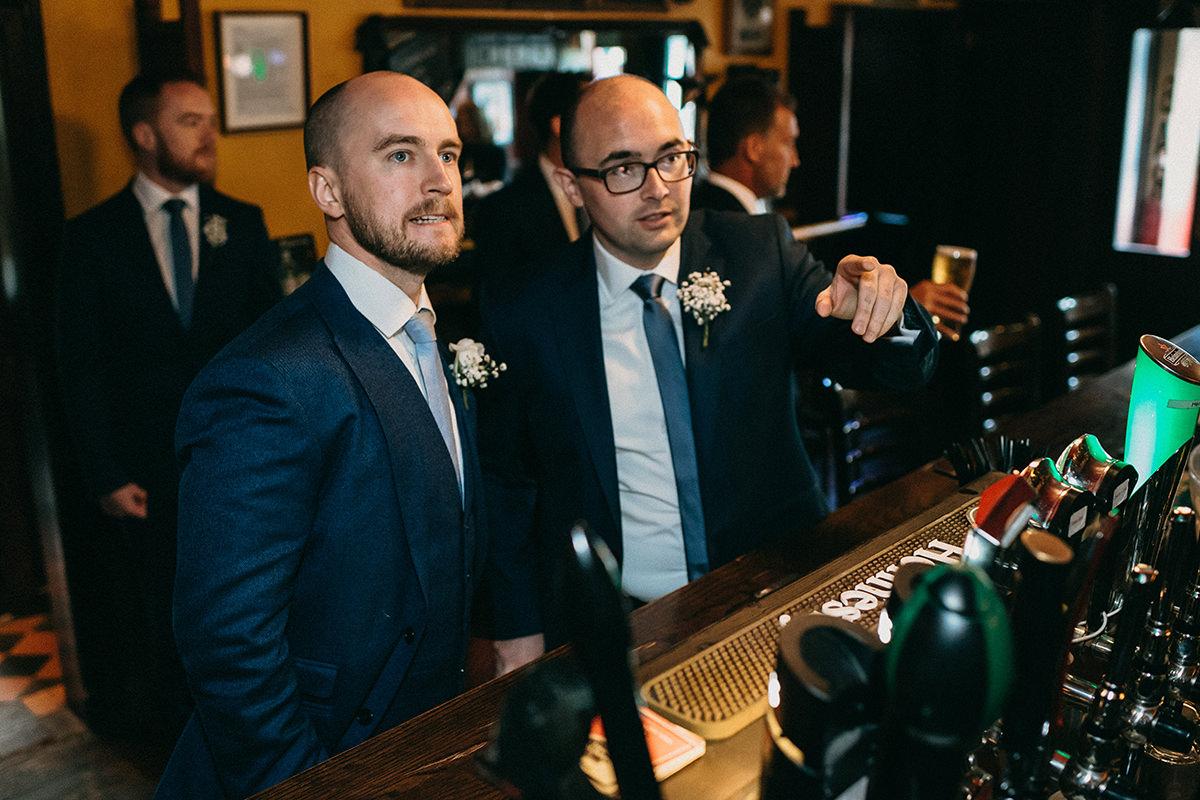 Cloughjordan House | Irish Wedding | C + J 20