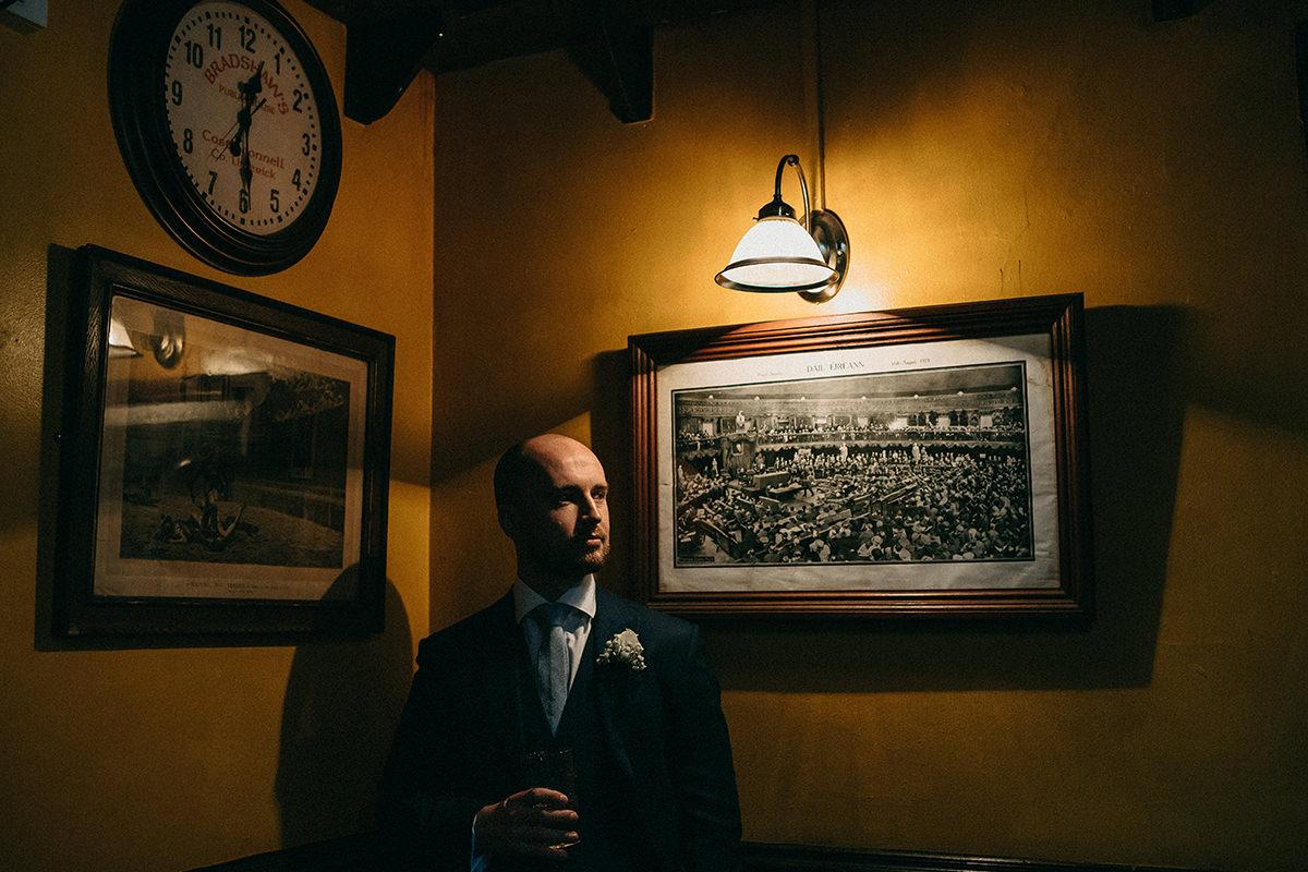 Cloughjordan House | Irish Wedding | C + J 22