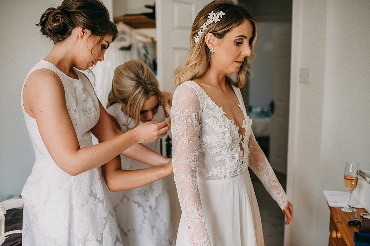 Cloughjordan House | Irish Wedding | C + J 29