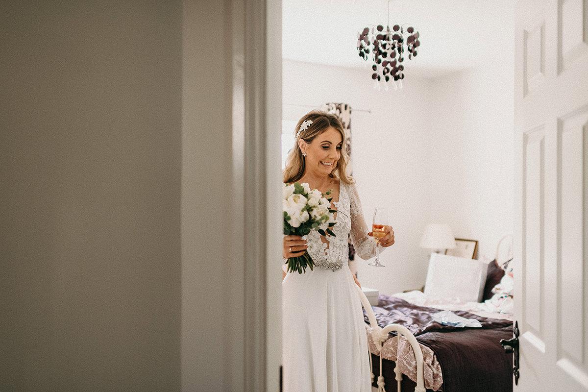 Cloughjordan House | Irish Wedding | C + J 36