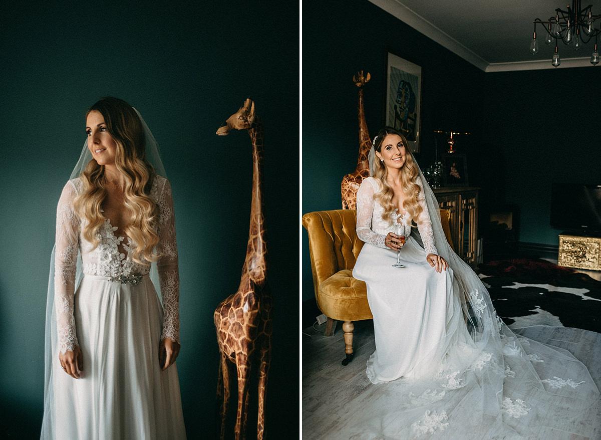 Cloughjordan House | Irish Wedding | C + J 40