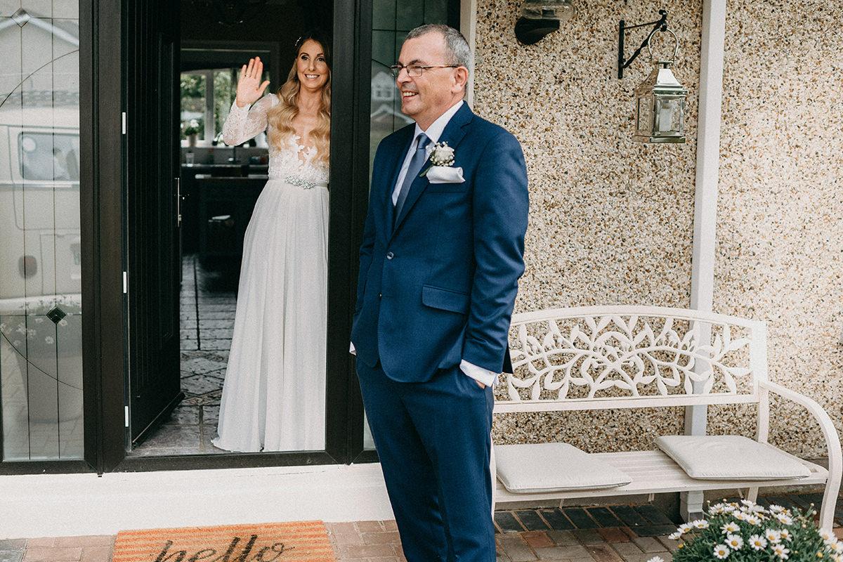Cloughjordan House | Irish Wedding | C + J 43