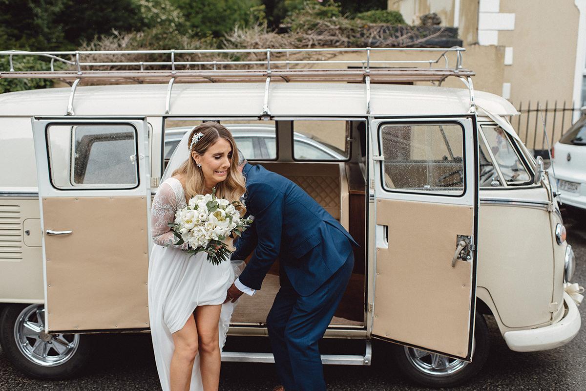 Cloughjordan House | Irish Wedding | C + J 45