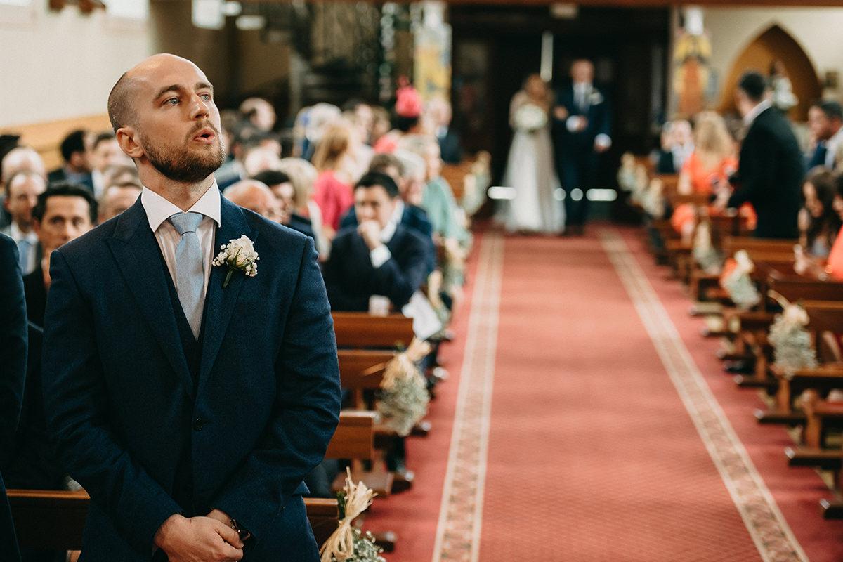 Cloughjordan House | Irish Wedding | C + J 47