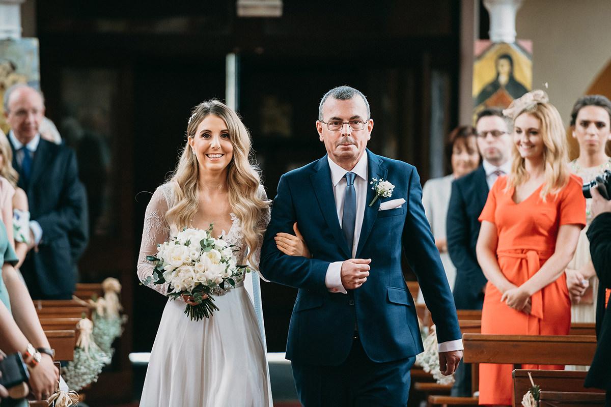 Cloughjordan House | Irish Wedding | C + J 48