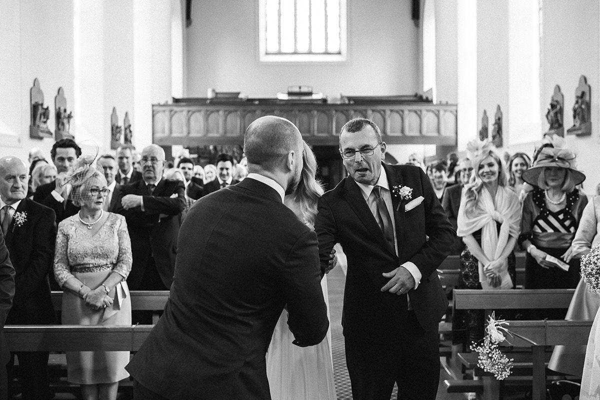Cloughjordan House | Irish Wedding | C + J 51