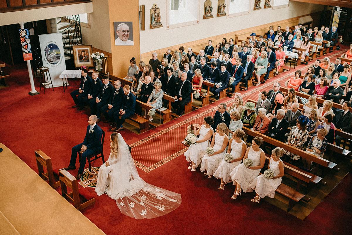 Cloughjordan House | Irish Wedding | C + J 55