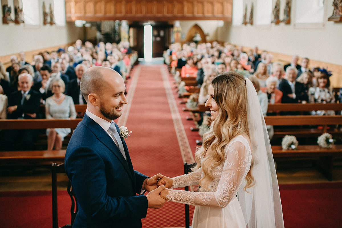 Cloughjordan House | Irish Wedding | C + J 60
