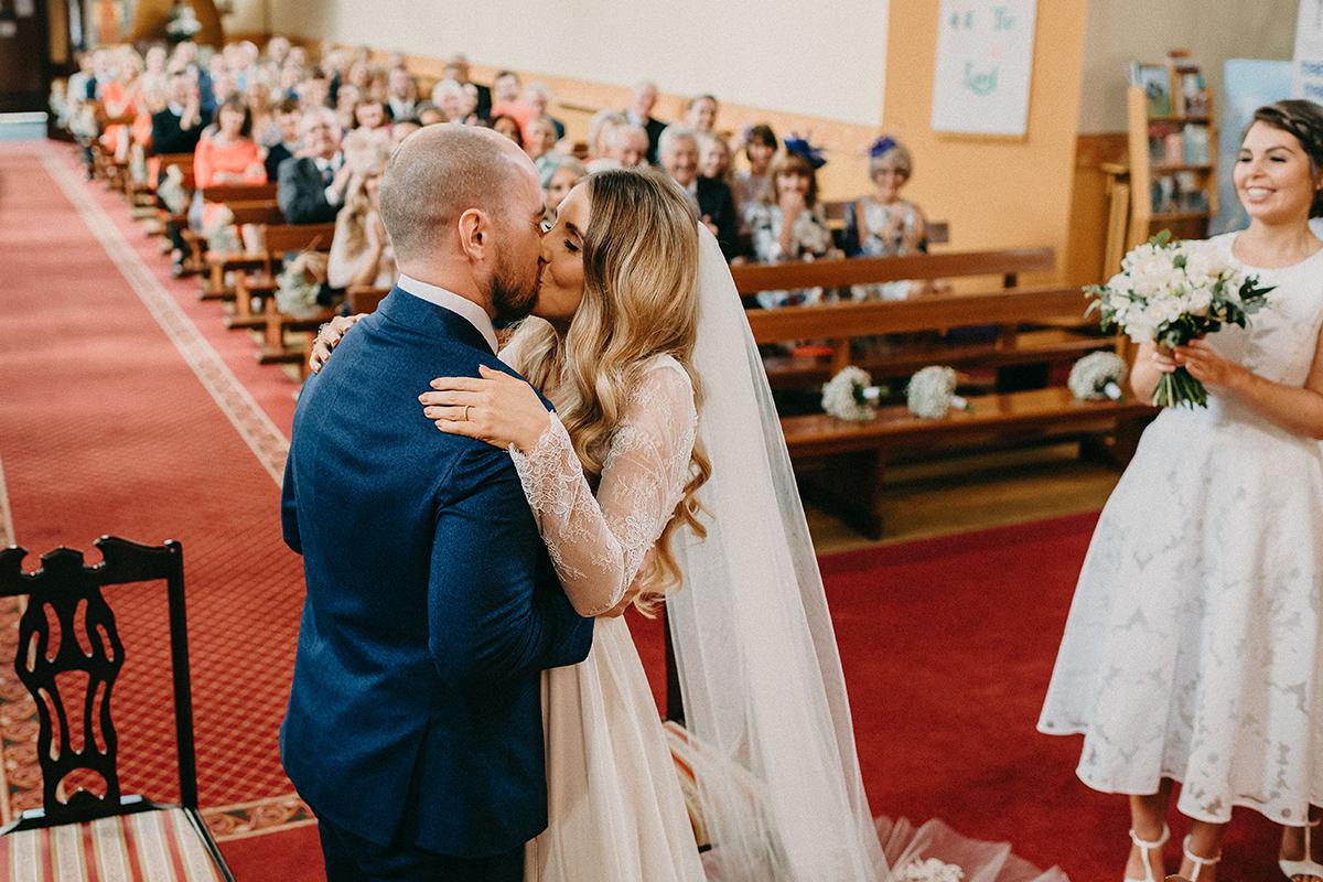 Cloughjordan House | Irish Wedding | C + J 63