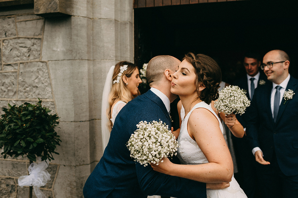 Cloughjordan House | Irish Wedding | C + J 67