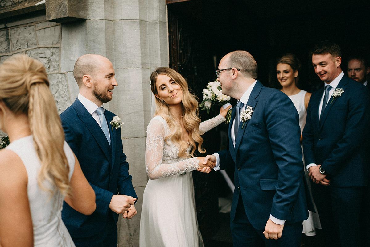 Cloughjordan House | Irish Wedding | C + J 68