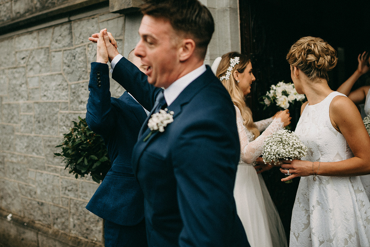 Cloughjordan House | Irish Wedding | C + J 69