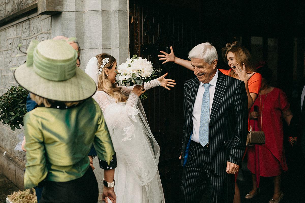 Cloughjordan House | Irish Wedding | C + J 70