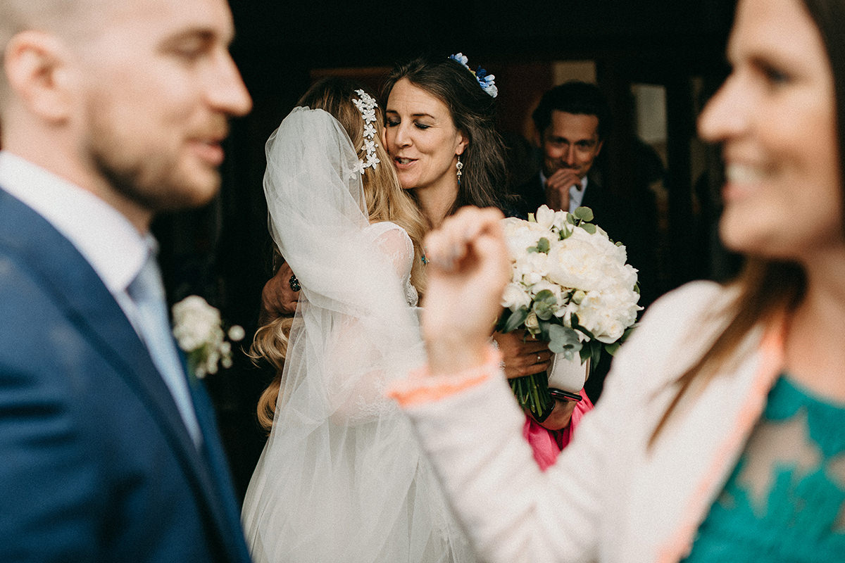 Cloughjordan House | Irish Wedding | C + J 71
