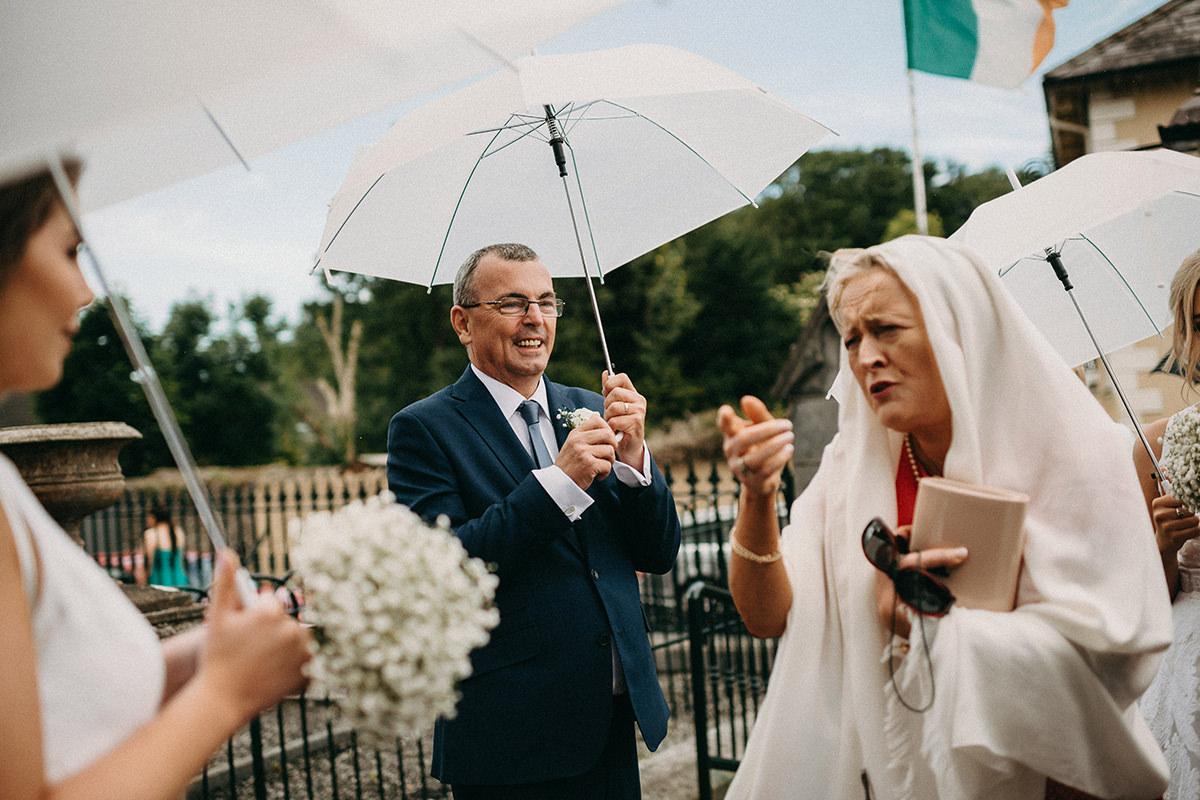 Cloughjordan House | Irish Wedding | C + J 73