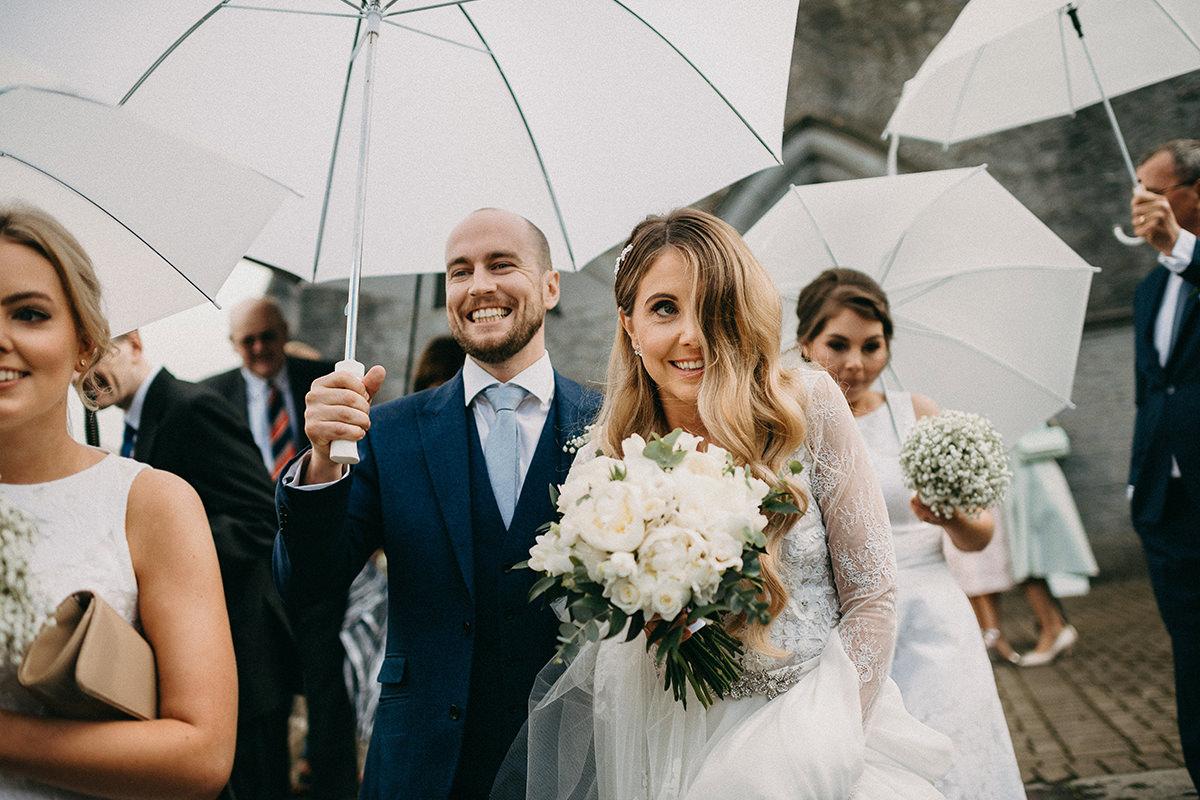 Cloughjordan House | Irish Wedding | C + J 75