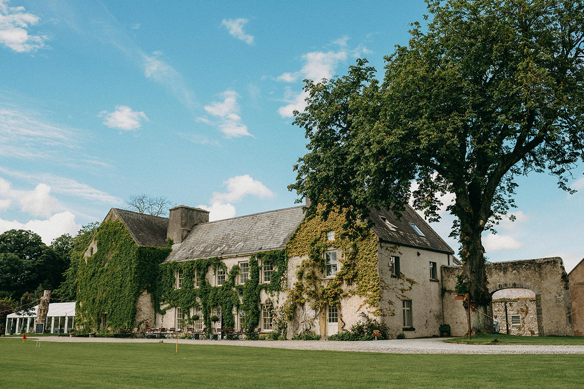 Cloughjordan House | Irish Wedding | C + J 77