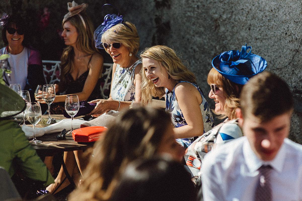 Cloughjordan House | Irish Wedding | C + J 88