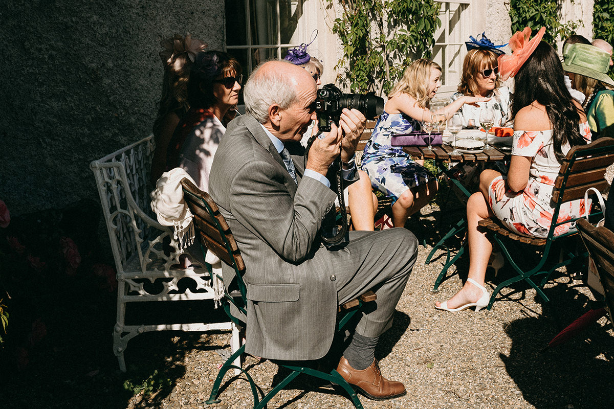 Cloughjordan House | Irish Wedding | C + J 89