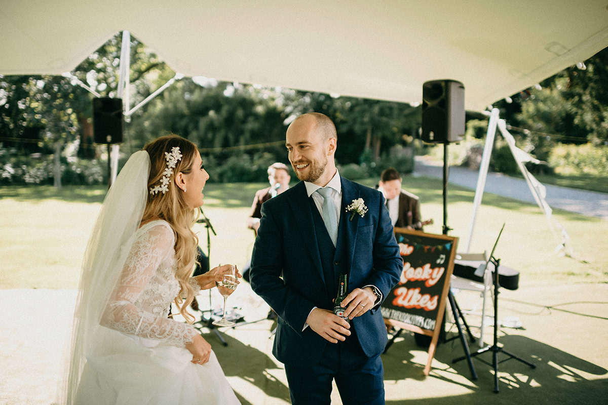 Cloughjordan House | Irish Wedding | C + J 90