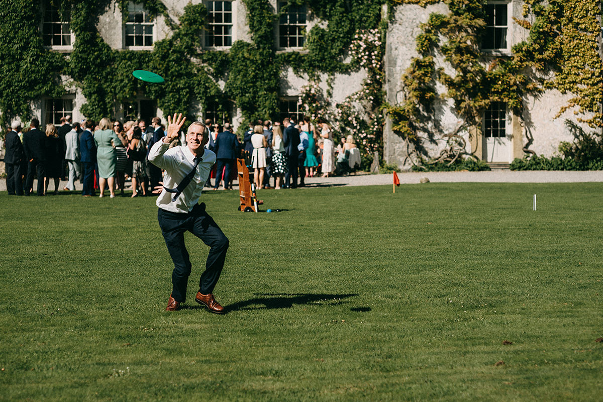 Cloughjordan House | Irish Wedding | C + J 92