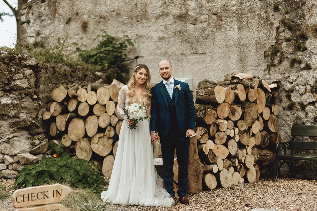 Cloughjordan House | Irish Wedding | C + J 97