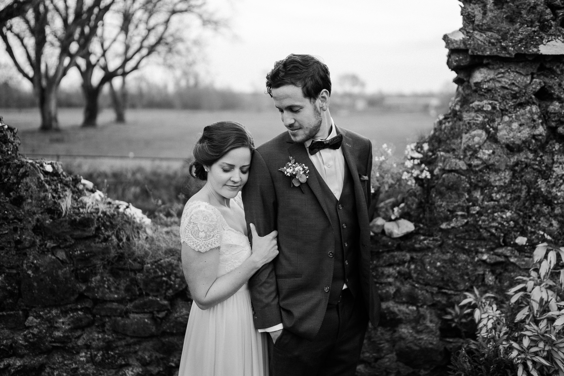 L + M | Mount Druid Wedding | Ireland Photographers 183