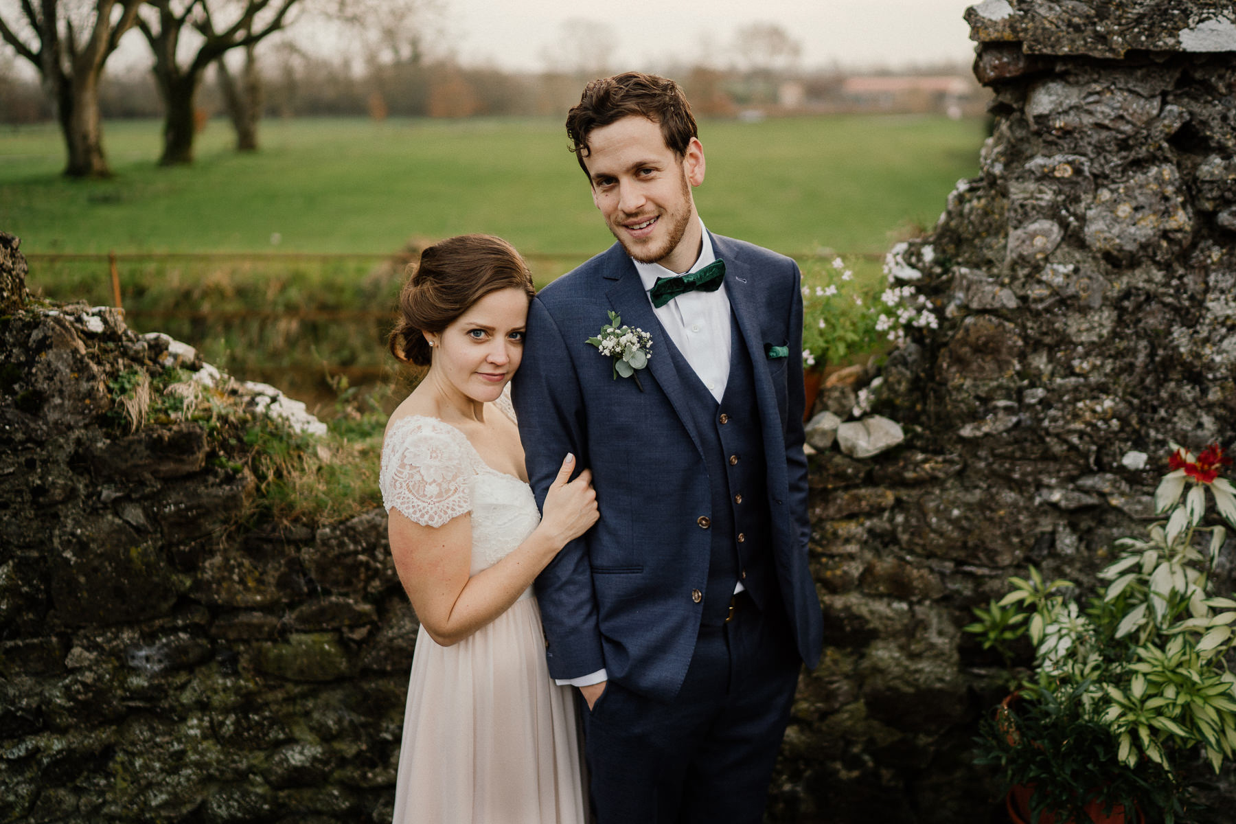 L + M | Mount Druid Wedding | Ireland Photographers 159