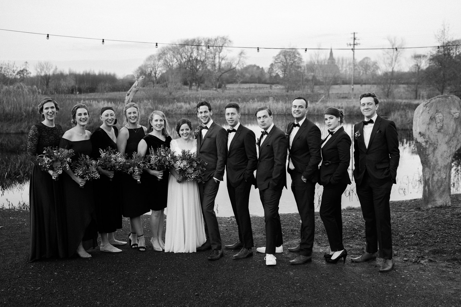 L + M | Mount Druid Wedding | Ireland Photographers 170