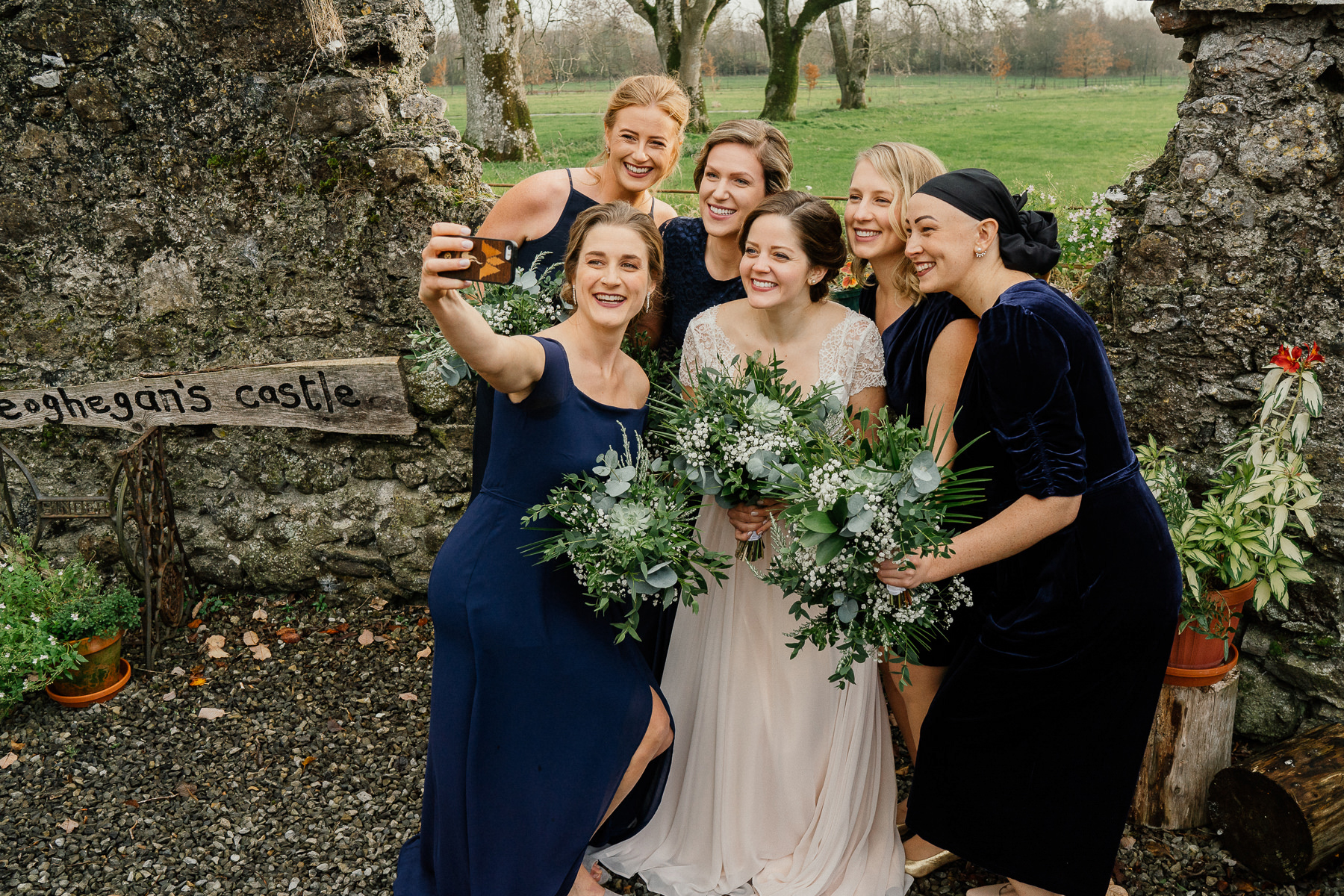 L + M | Mount Druid Wedding | Ireland Photographers 83