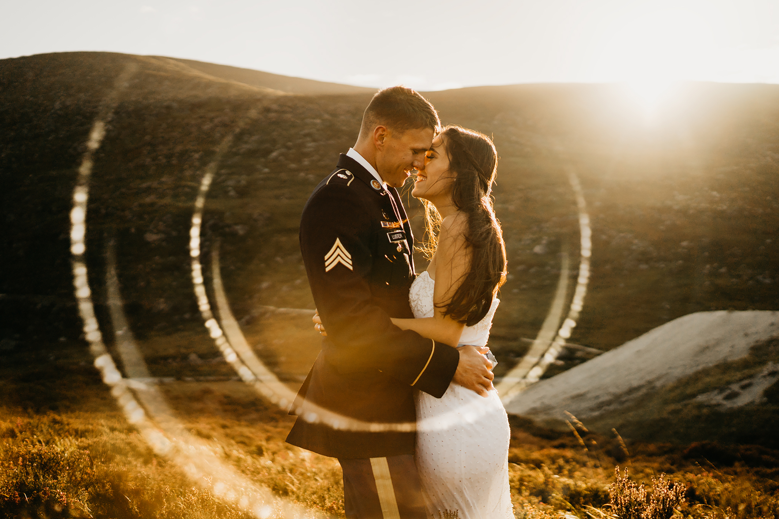 Amazing Ireland elopement photography | A + J 6