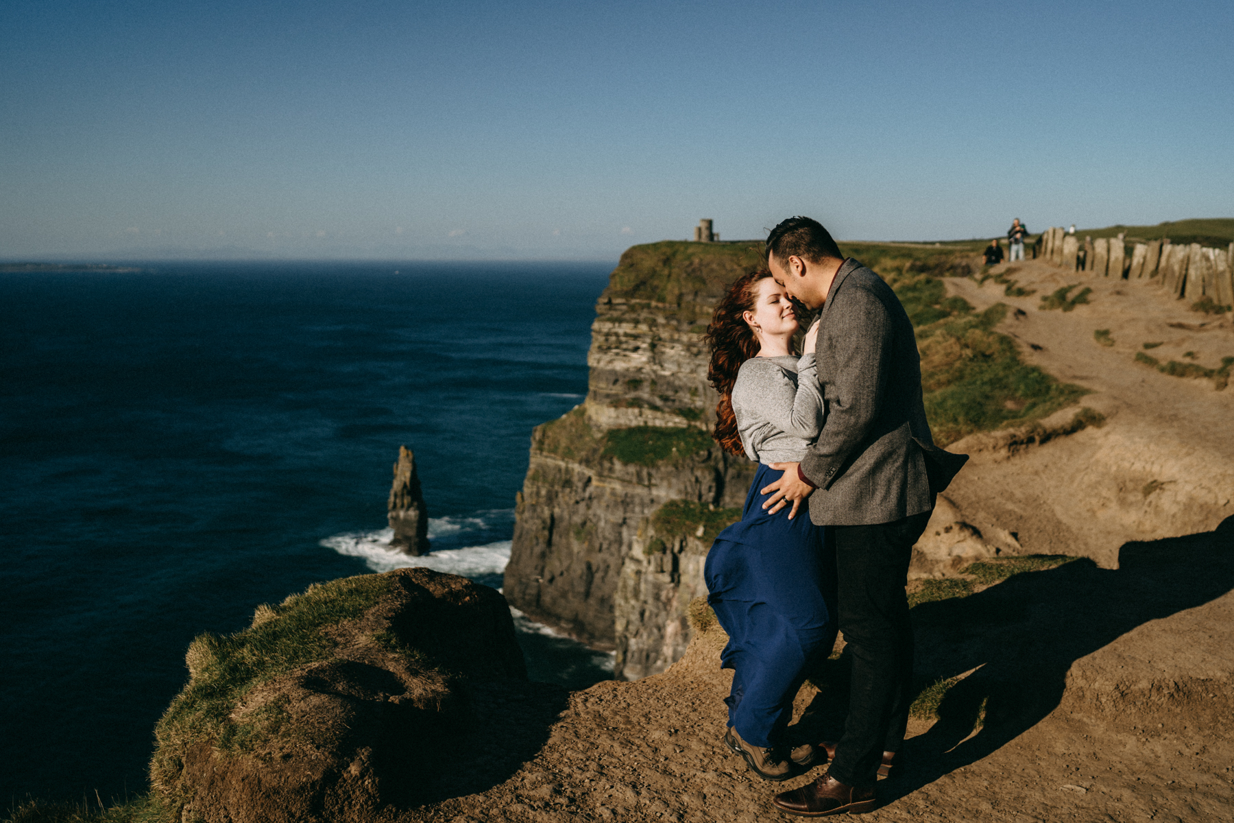 cliffs of moher wedding photography Ireland