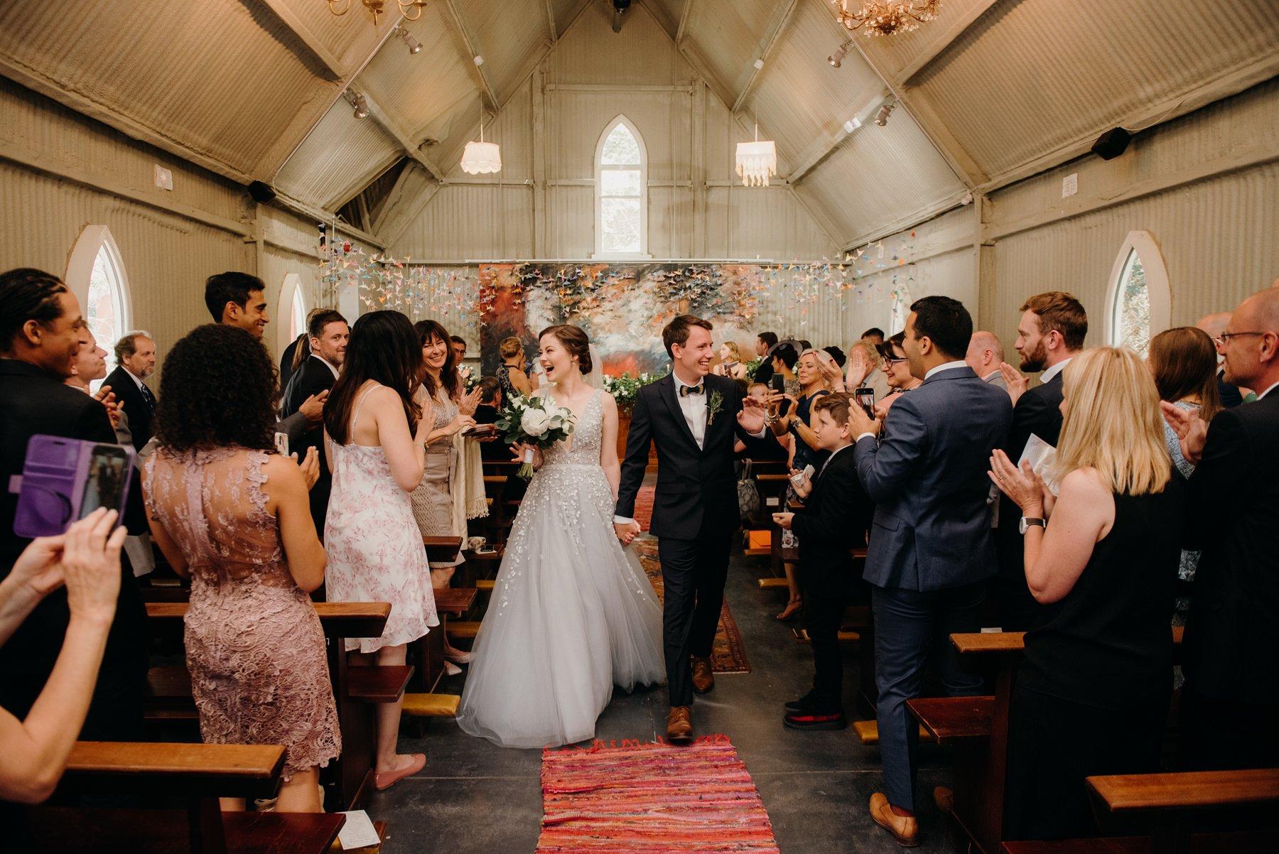Alternative Wedding Ireland - Whimsical Mount Druid ceremony