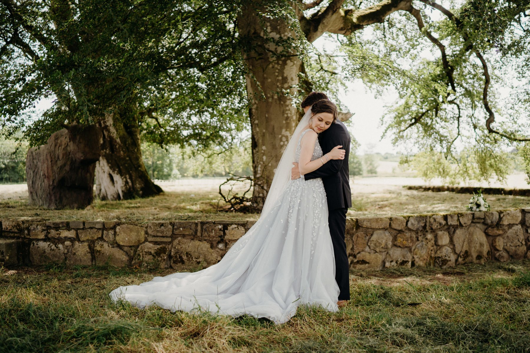 Alternative Wedding Ireland - Whimsical Mount Druid