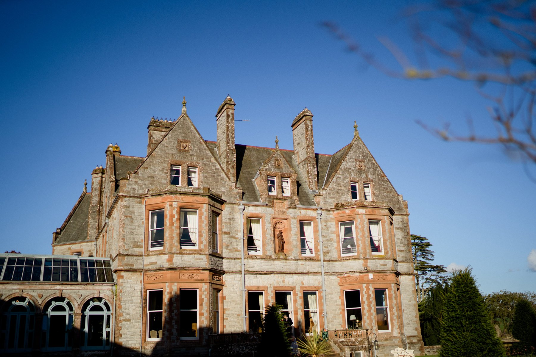 castle Leslie wedding venue