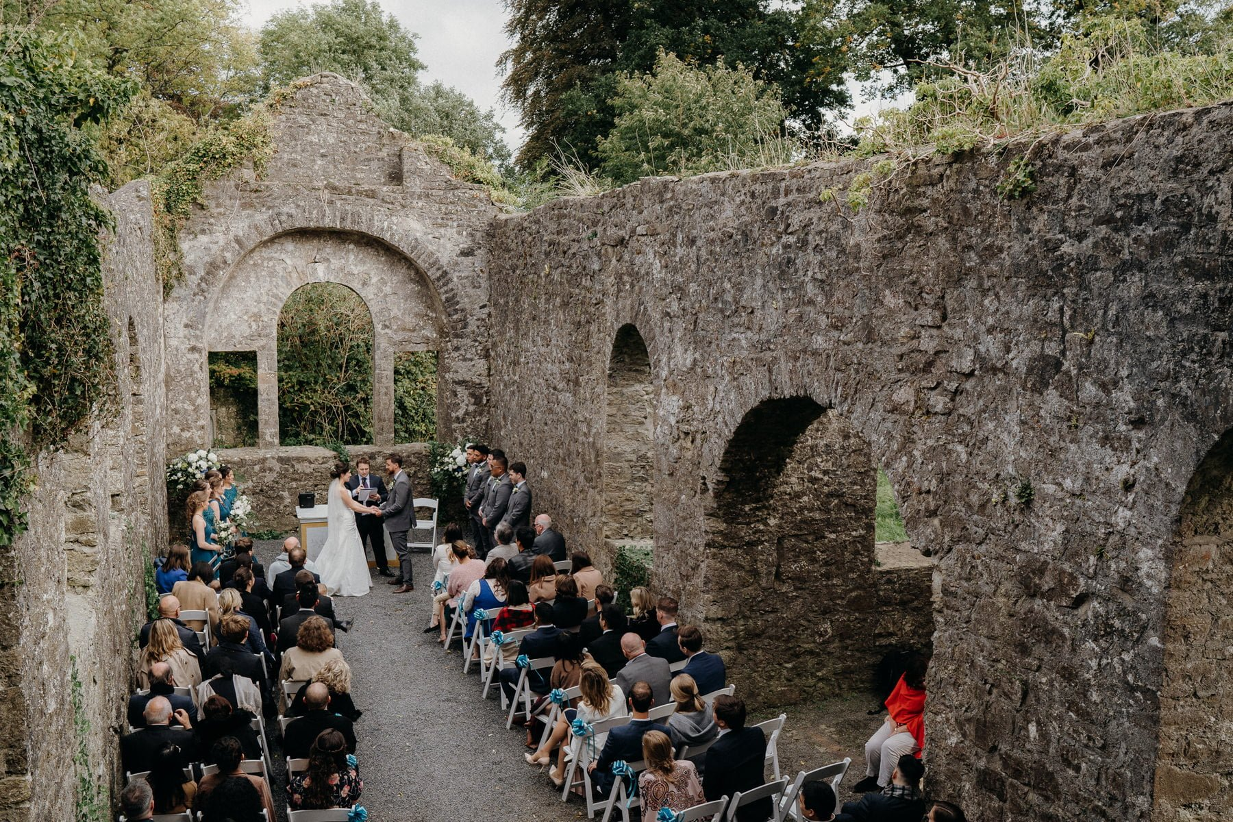 marriage-ceremony-loughcrew-estate-wedding