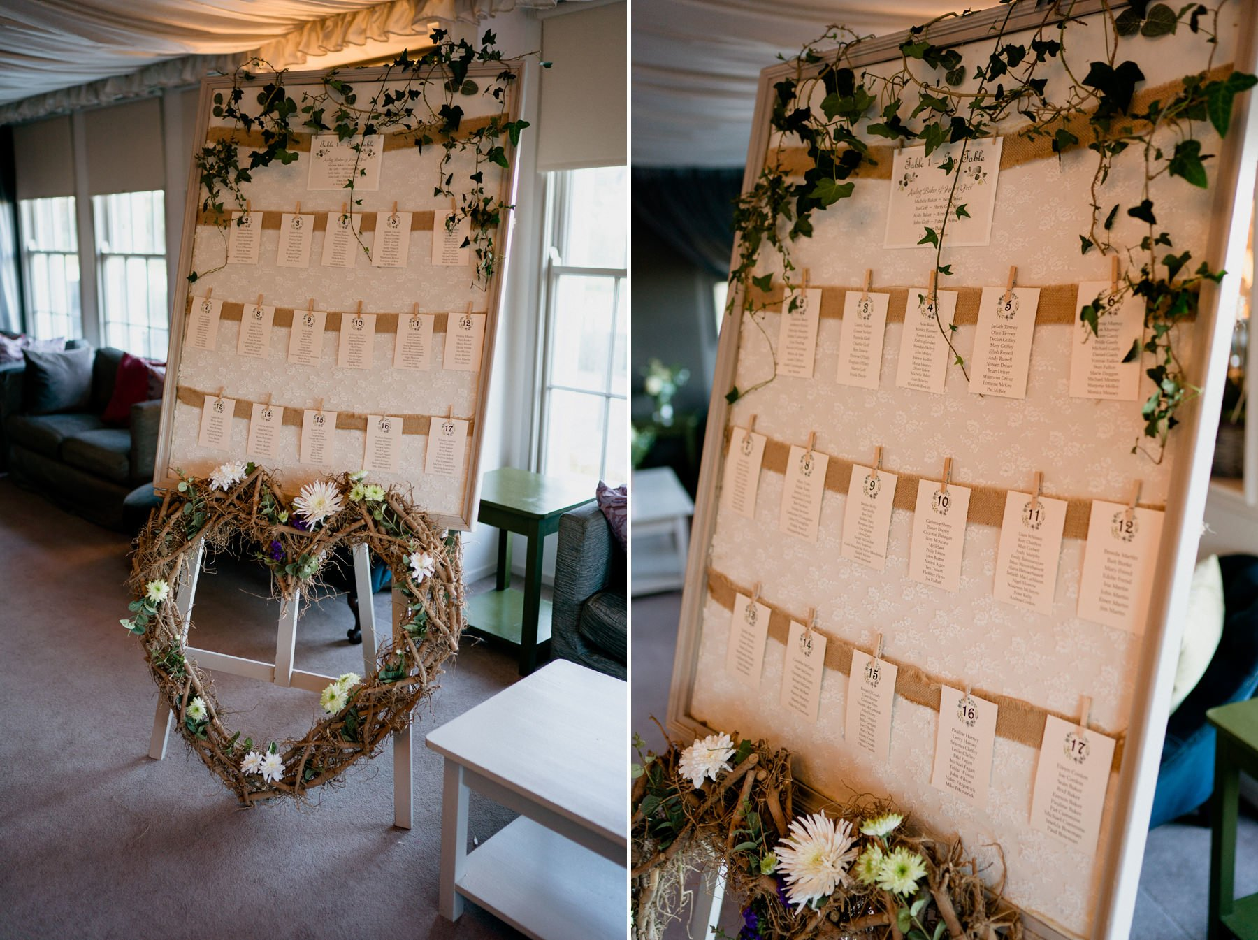 coolbawn quay wedding decor