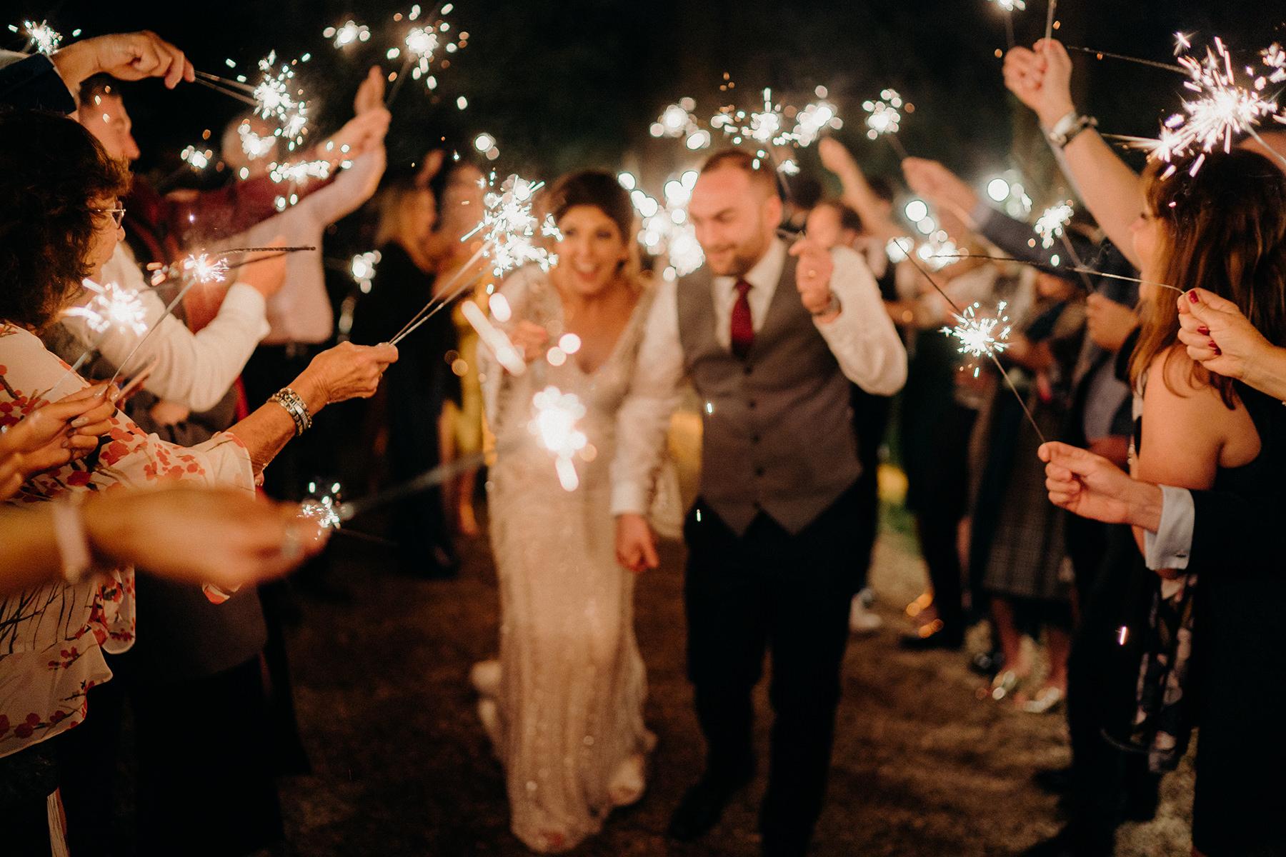 Amazing Sparkles Wedding Photos - How to do it ? 2