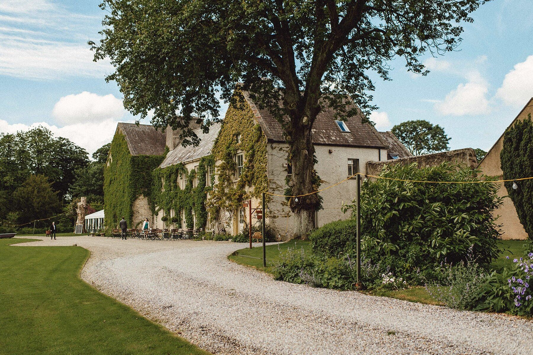 The Best Country Houses For Your Wedding